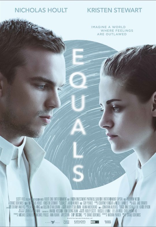 Equals Large Poster