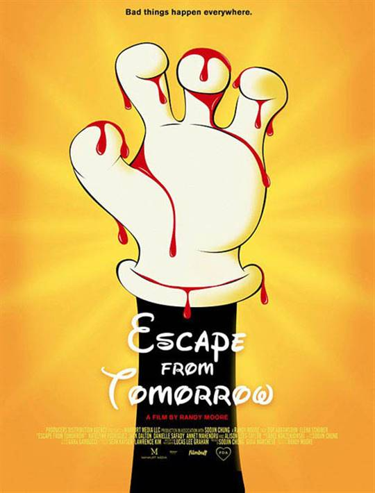 Escape From Tomorrow  Large Poster