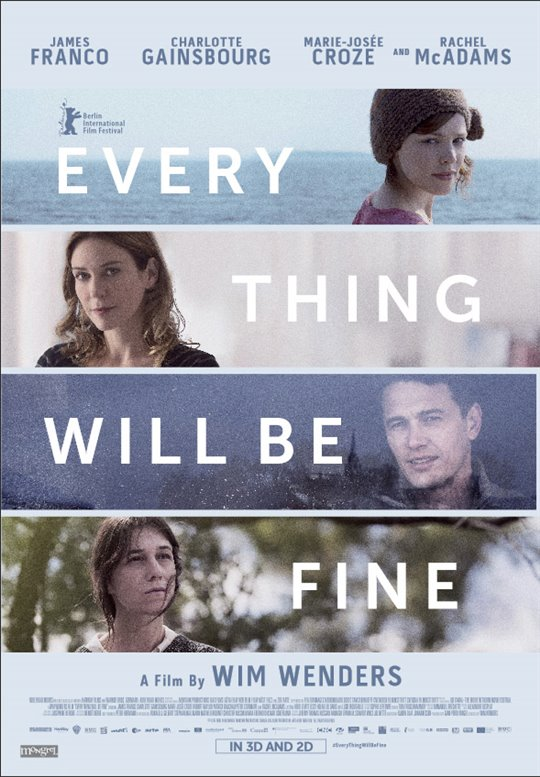 Every Thing Will Be Fine Large Poster