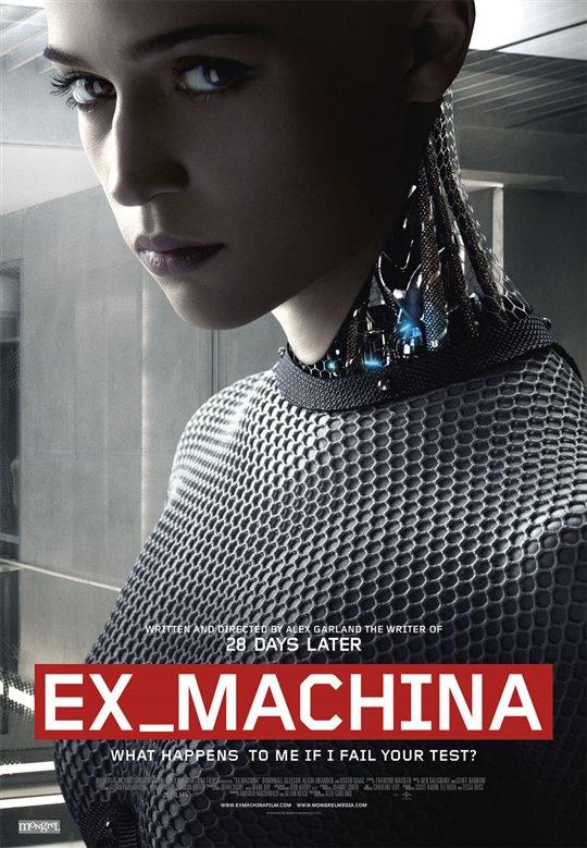 Ex Machina   On DVD   ...