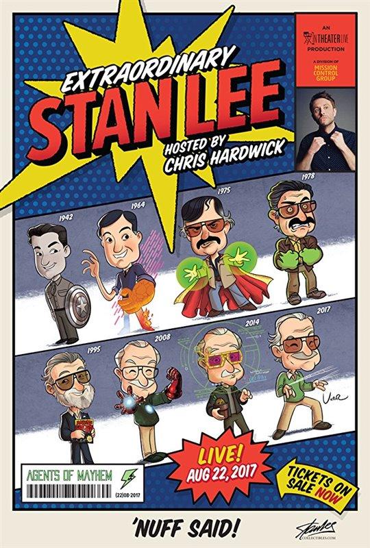 Extraordinary: Stan Lee