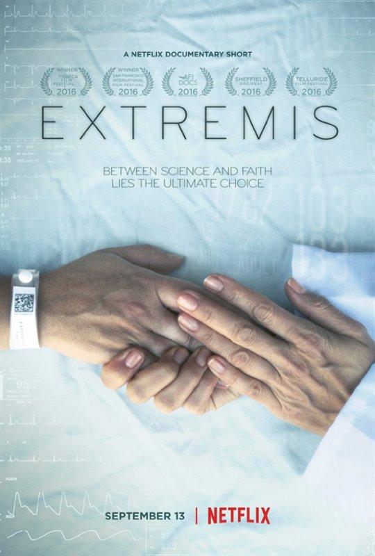 Extremis (Netflix) Large Poster