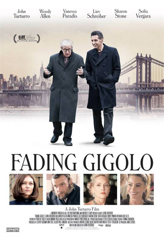 Fading Gigolo Large Poster