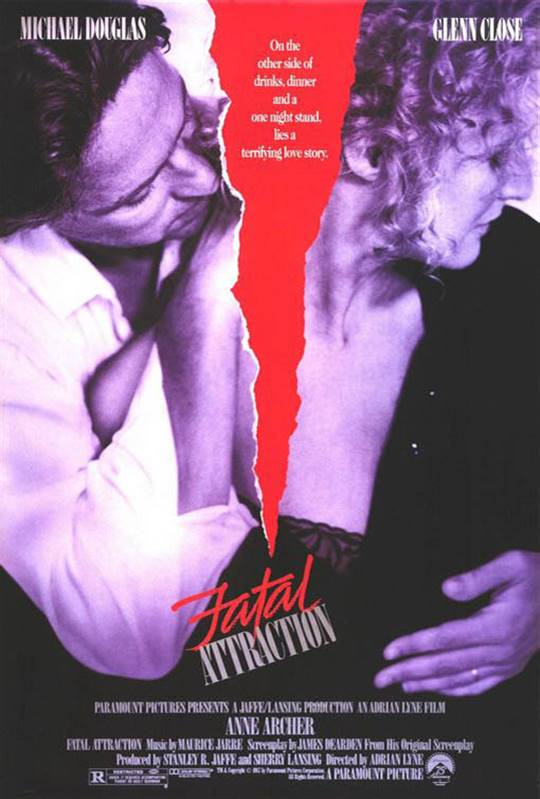 Fatal Attraction Large Poster
