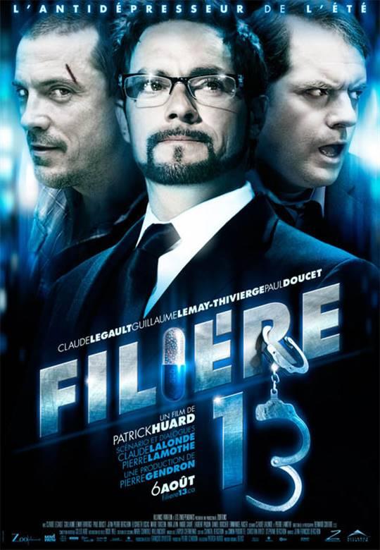 Filière 13 Large Poster