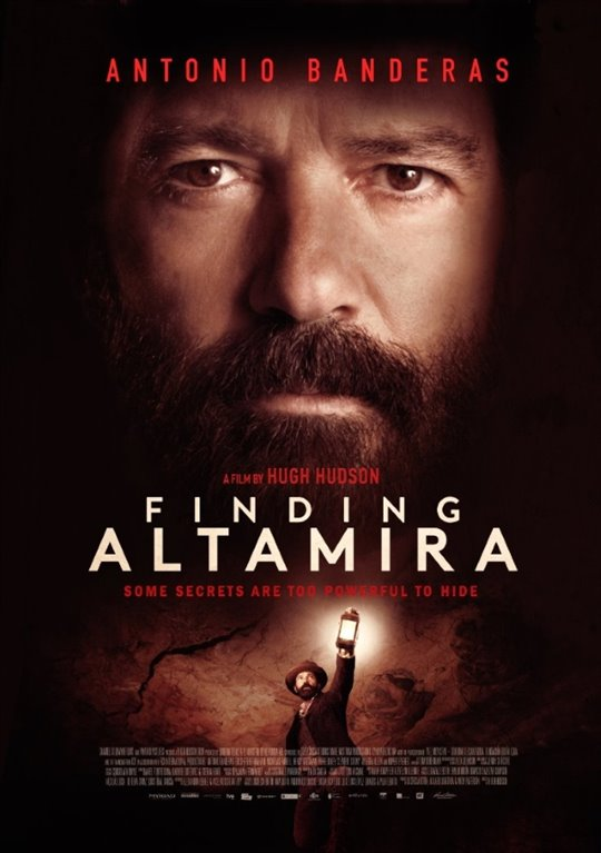 Finding Altamira Large Poster