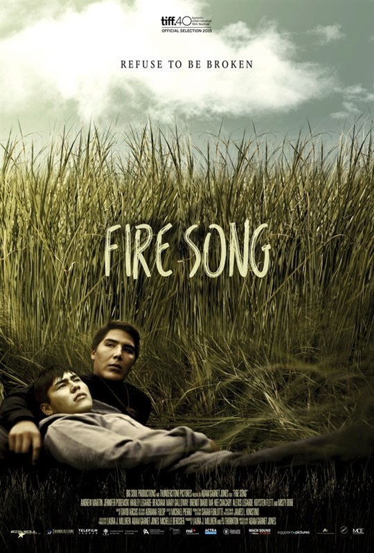 Fire Song Large Poster