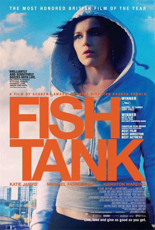 Fish Tank Large Poster