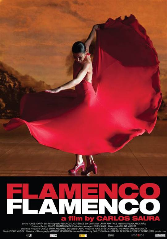 Flamenco, Flamenco Large Poster