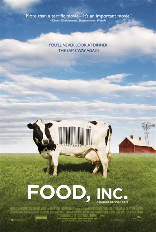 Food, Inc. Large Poster