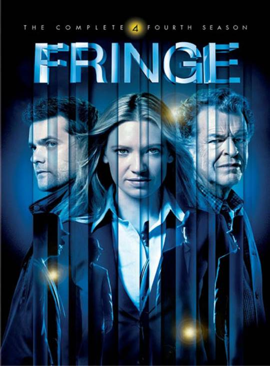 Fringe: The Complete Fourth Season Large Poster