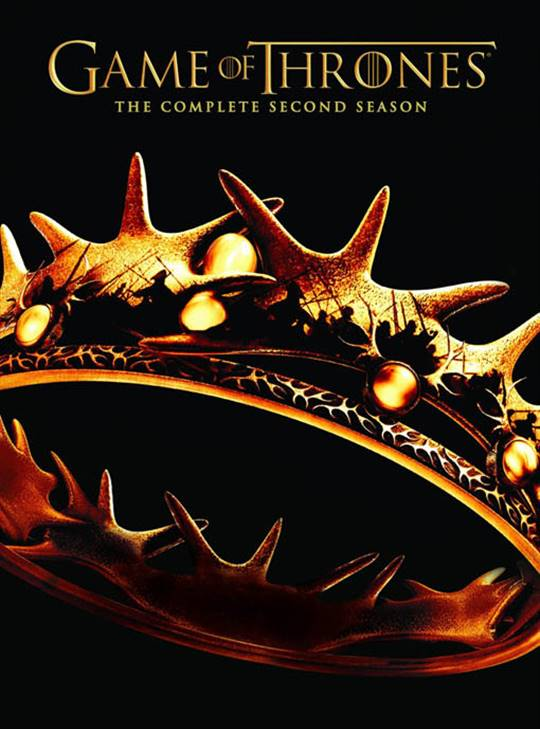 Game of Thrones: The Complete Second Season Large Poster
