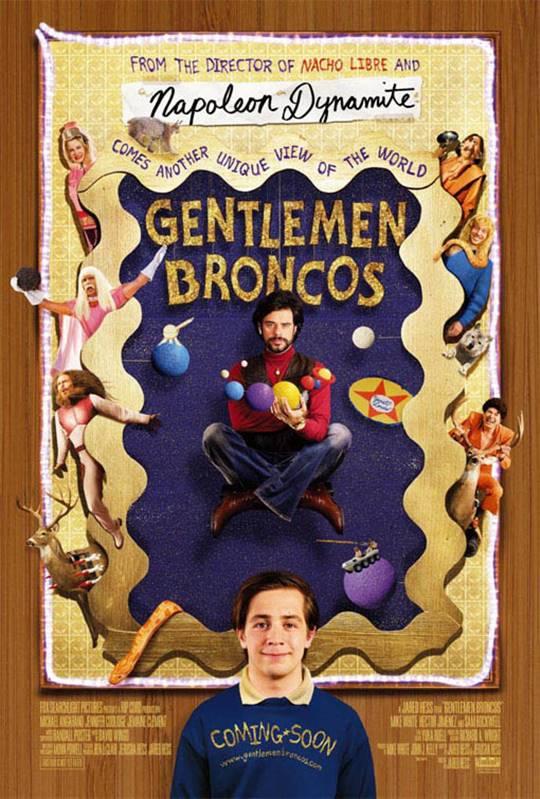 Gentlemen Broncos Large Poster
