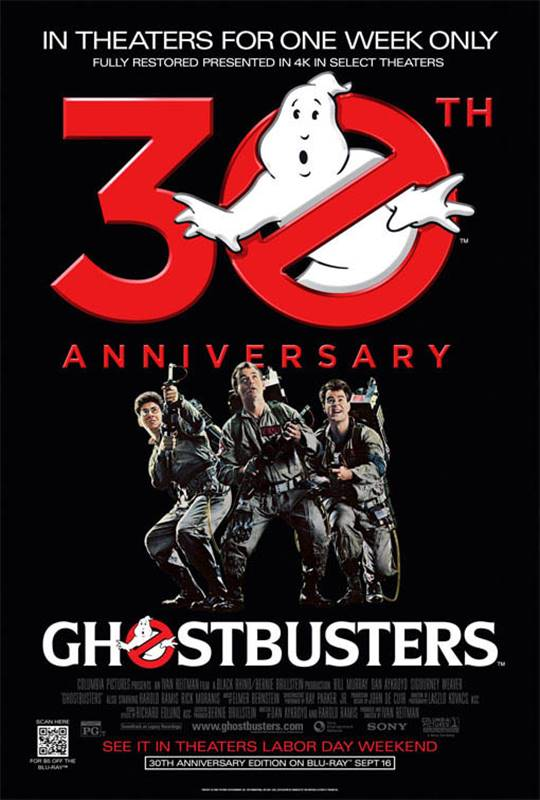 Ghostbusters: 30th Anniversary Large Poster