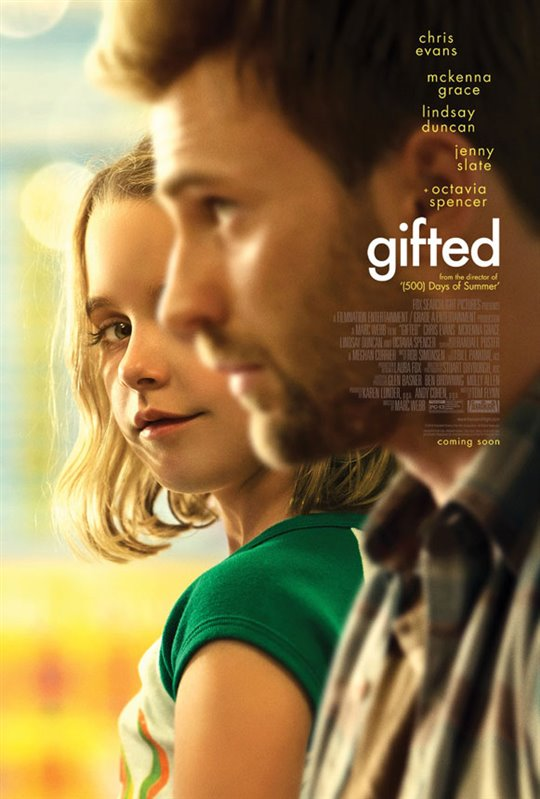 Gifted Large Poster