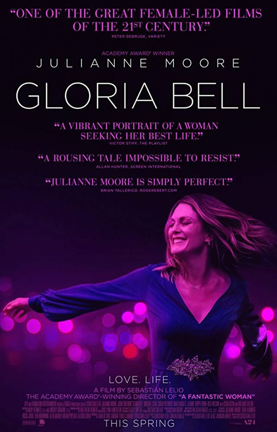 Gloria Bell Large Poster