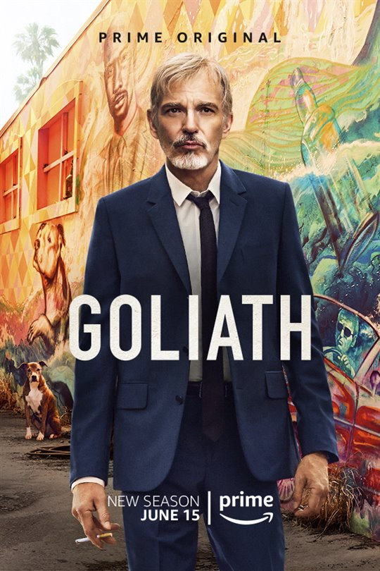 Goliath Large Poster