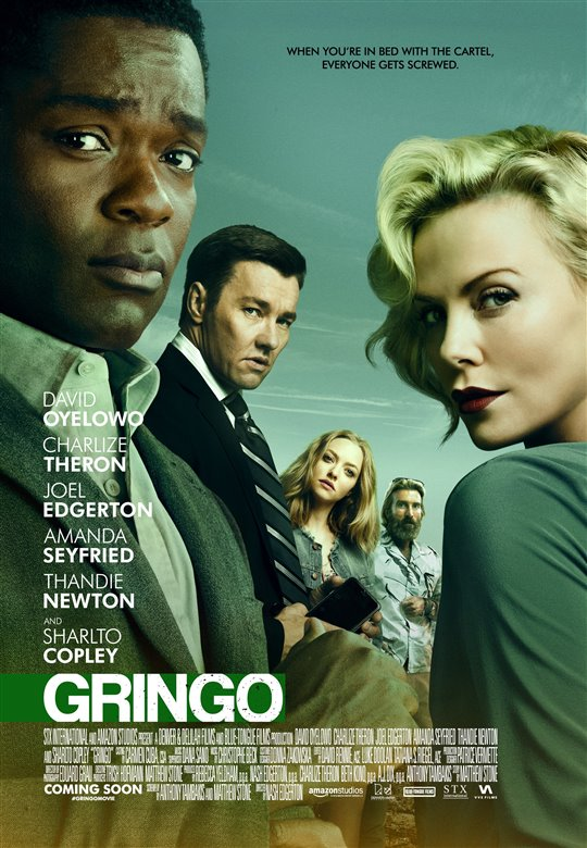 Trailers For Less >> Gringo | On DVD | Movie Synopsis and info
