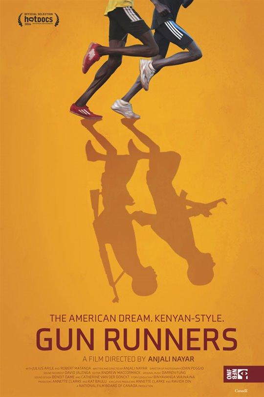 Gun Runners Large Poster