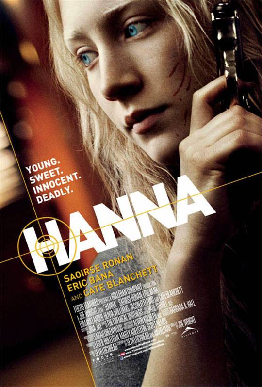 Hanna Large Poster