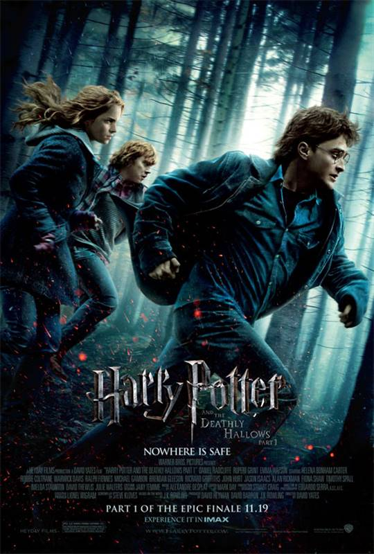 Harry Potter and the Deathly Hallows: Part 1 Large Poster