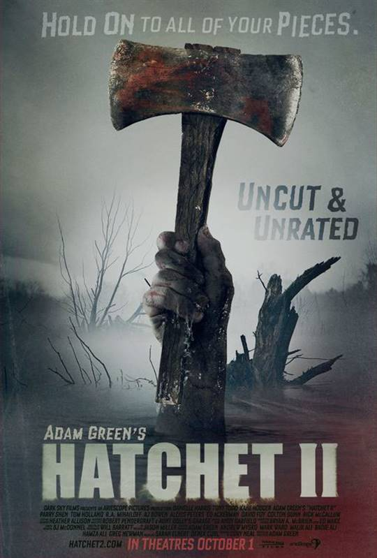 Hatchet II Large Poster