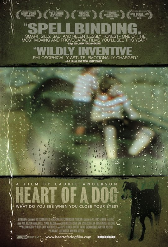 Heart of a Dog Large Poster