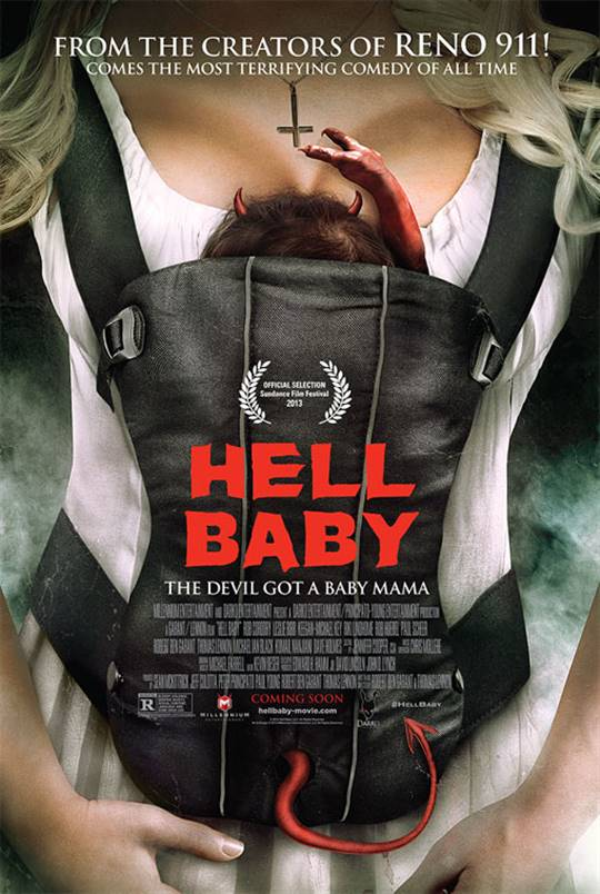 Hell Baby Large Poster