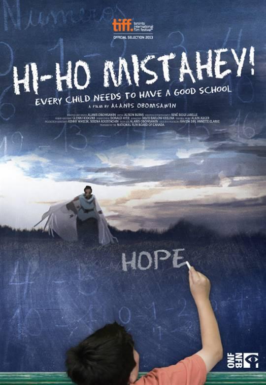Hi-Ho Mistahey! Large Poster