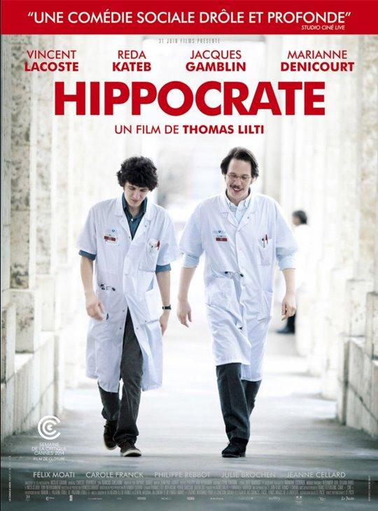 Hippocrates Large Poster