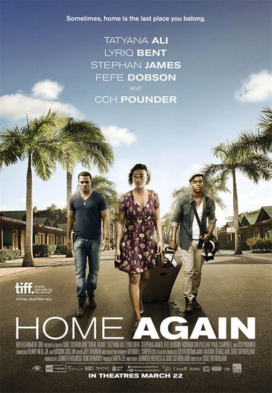 Home Again Large Poster