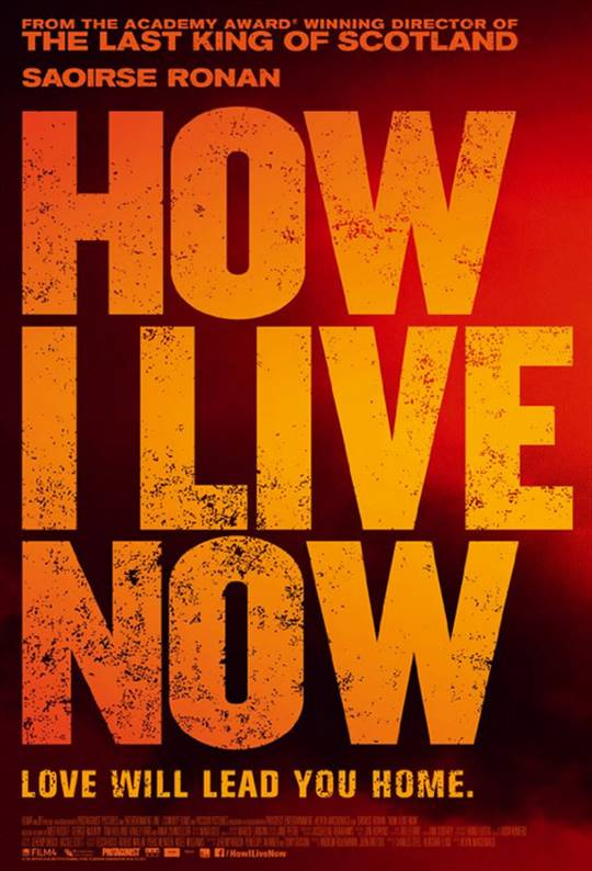 How I Live Now Large Poster
