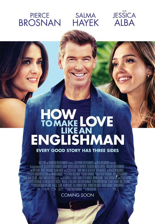 how to make love like an englishman poster