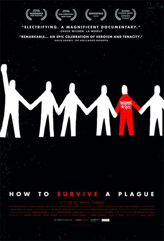 How to Survive a Plague Large Poster