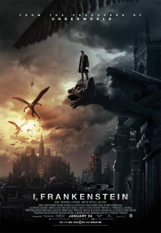 I, Frankenstein Large Poster