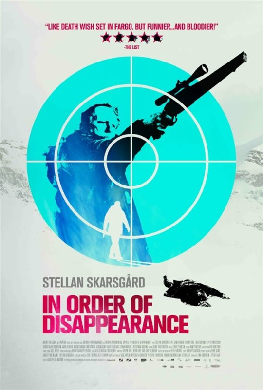 In Order of Disappearance Large Poster