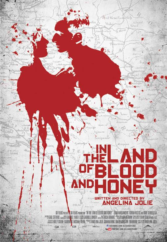 In the Land of Blood and Honey Large Poster