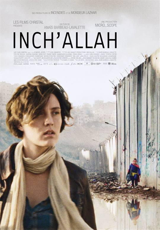 Inch'Allah Large Poster