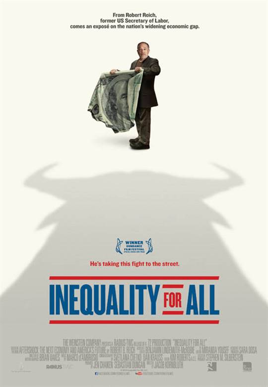 Inequality for All Large Poster
