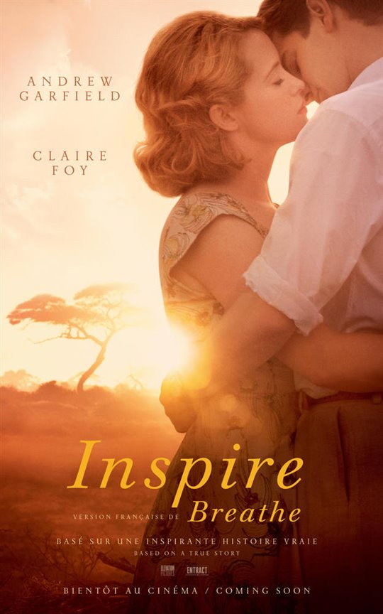 Inspire Large Poster