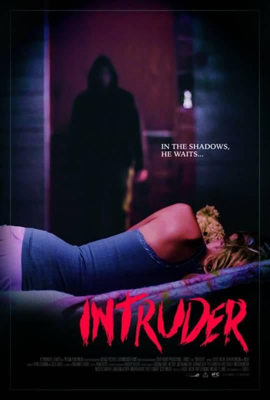 Intruder Large Poster