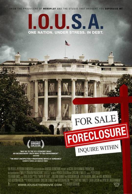 I.O.U.S.A. Large Poster