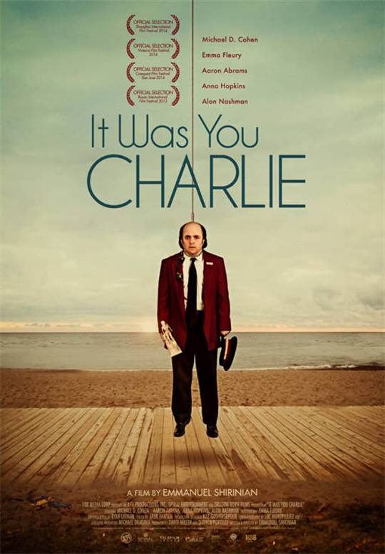 It Was You Charlie Large Poster