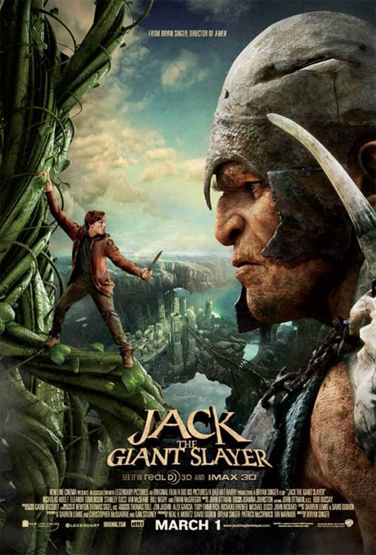 Jack the Giant Slayer Large Poster