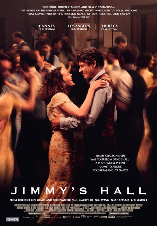 Jimmy's Hall Large Poster