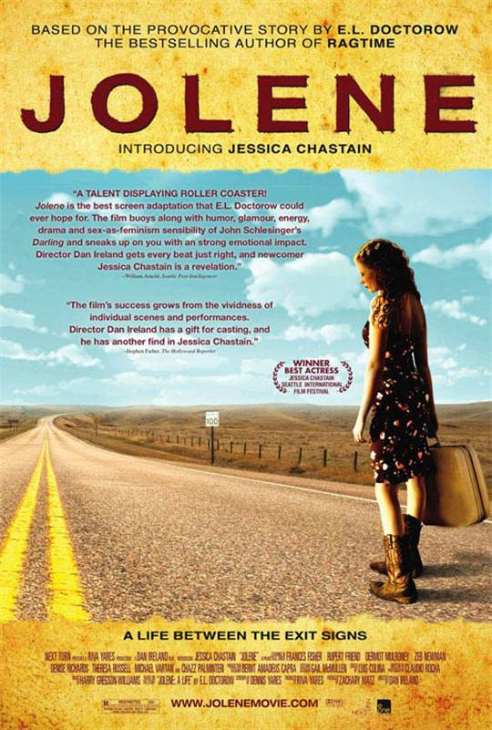 Jolene Large Poster
