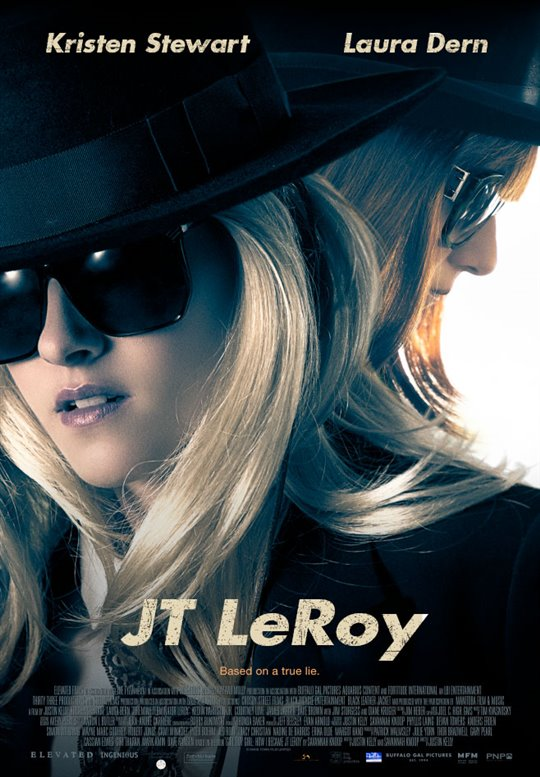 JT LeRoy Large Poster
