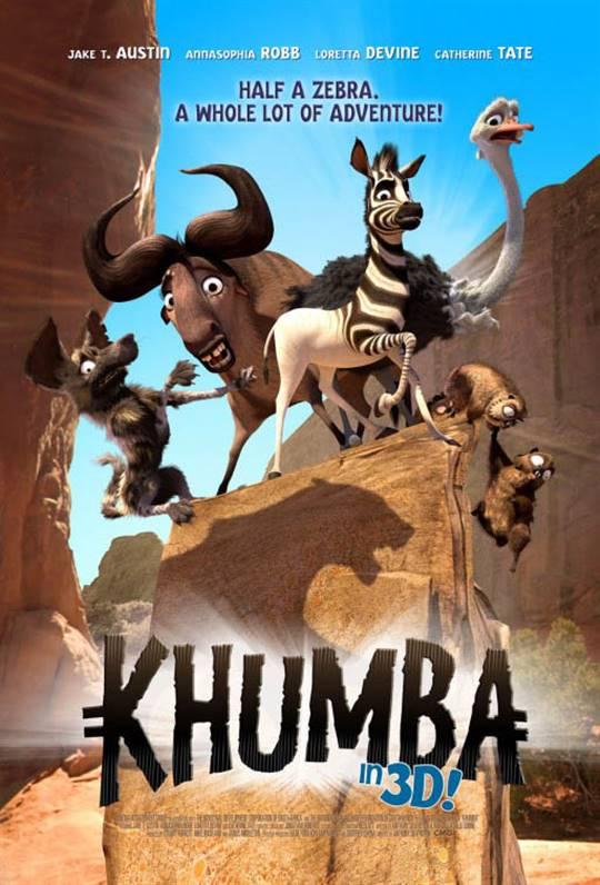 Khumba Large Poster