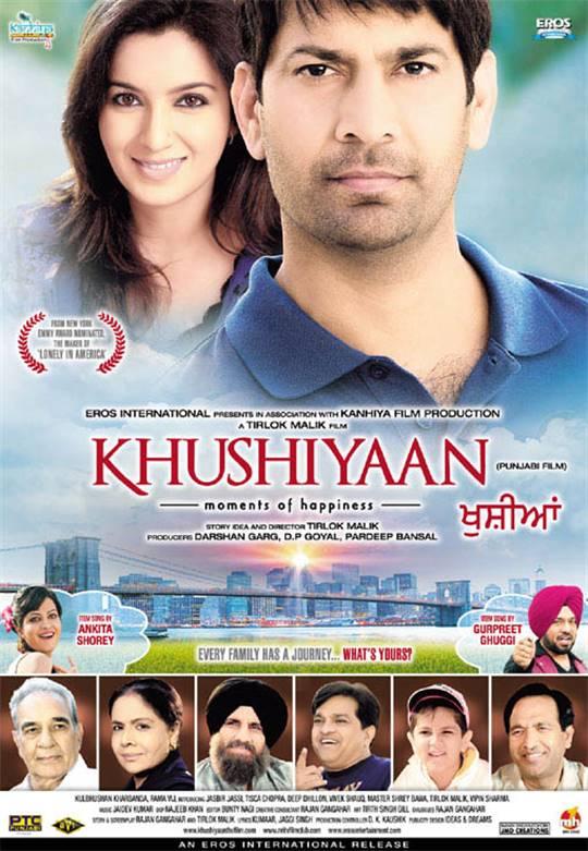 Khushiyaan Large Poster