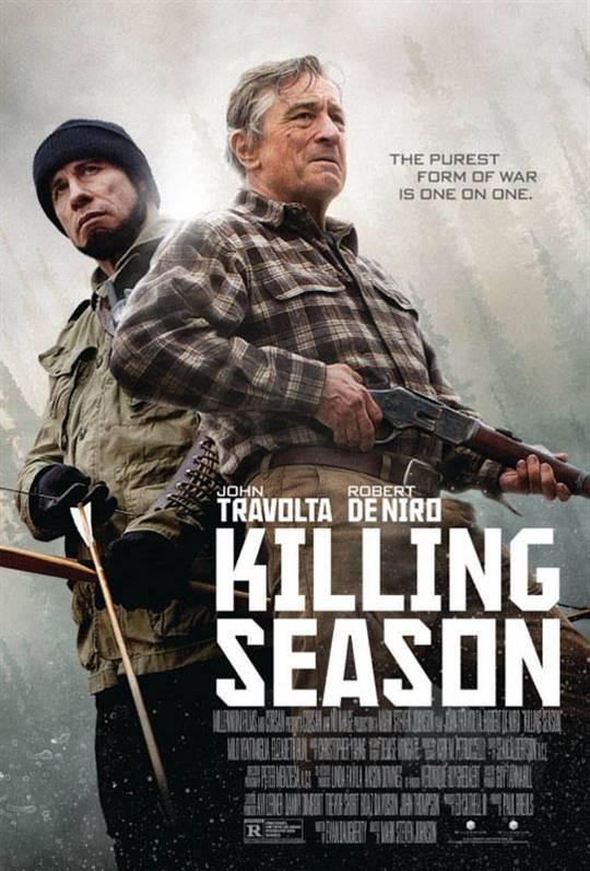 Killing Season Large Poster